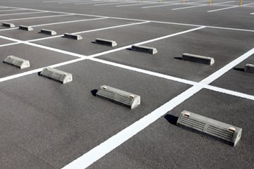The Importance of Line Painting Parking Lot Before Winter