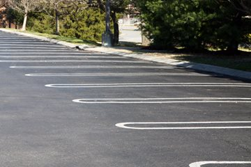 Summer Months are the Ideal Time for Parking Lot Line Painting