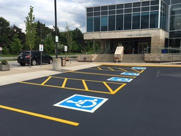 The Importance of Highly Visible Pavement Markings