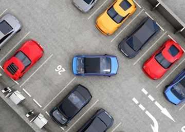 Parking Lot Maintenance Solutions for Shopping Centres
