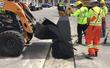 Emergency Asphalt Repair GTA Solve Big Problems Fast. emergency asphalt replacement