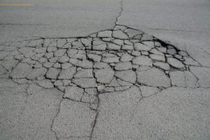 Alligator CrackingFatigue Cracking in Pavement