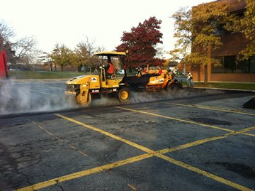 Tips to Budget for Asphalt Parking Lot Repaving