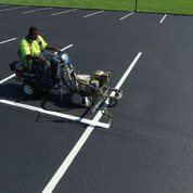 Benefits of Parking Lot Pavement Line-Painting in Mississauga parking lot pavement line painting Mississauga tpe